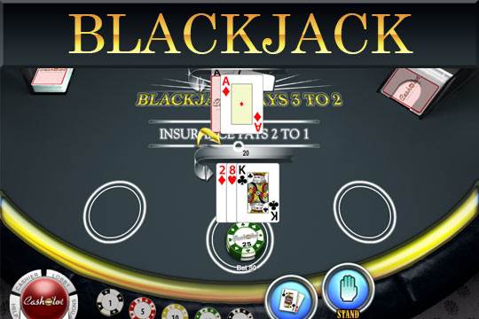 Black Jack Table Game
