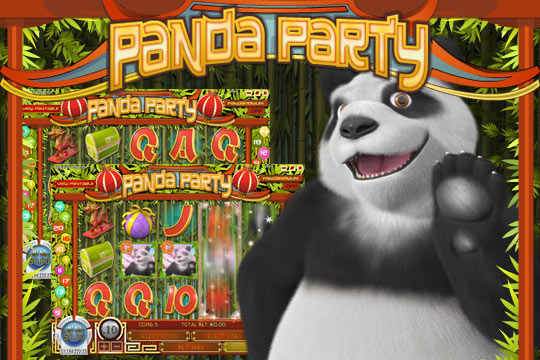 Panda Party 5 Reel Slot