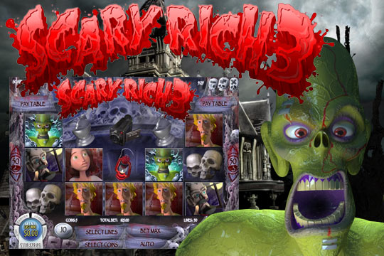 Scary Rich 3 Online Pokies
