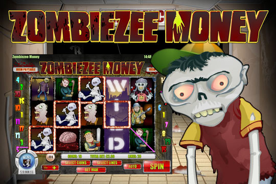 Zombiezee Money 3-Reel Slot