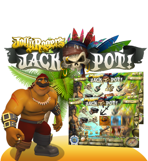 Jolly Roger 50-Line Video Slot
